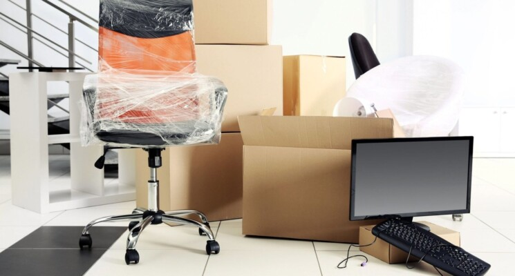 office business moves